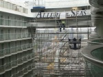 The Allure of the Seas nearing completion at Turku shipyard