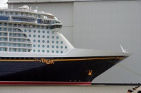Disney Dream at Meyer Werft (photo: Andreas Depping)