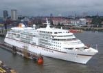 Hapag-Lloyd's luxury Europa will be joined by a newbuild from STX France, launching in 2013.