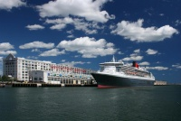 Cunard Line has a limited presence in Canada New England