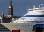 AIDAcara opens the Hamburg 2011 cruise season