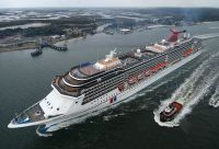 The Carnival Miracle - Carnival Cruise Lines has the largest Caribbean deployment of all the lines.