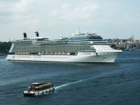 Celebrity Equinox was second in a series of five sister ships.