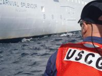 Coast Guard assists on the Carnival Splendor