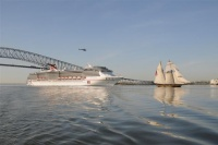 Carnival Pride calls in Baltimore