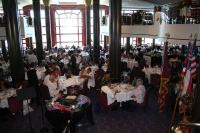 Veterans Day Luncheon on Celebrity Century