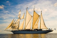 Star Clippers will embark on its first Baltic season in 2012.