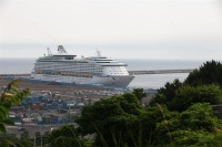 Voyager of the Seas in Jeju