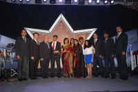 Star Cruises recognizes the outstanding performance by its travel agency partners on 9 Nov at a gala dinner in Mumbai. Pictured here are representatives from the awarded travel agencies and delegates from Star Cruises India office & Hong Kong headquarters.