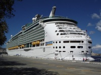 Royal Caribbean has reduced its Europe capacity. (photo: Bruno Rodrigues)