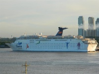 Spanish cruise line Iberocruceros will only send two ships to South America this coming season, according to information from the cruise line. (photo: Daniel Capella)