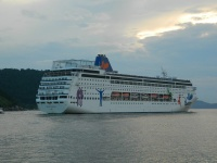 The Grand Mistral will not be back to Brazil. (photo: Daniel Capella)
