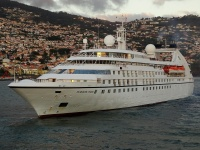 The Seabourn Pride will be turned into the Windstar Pride. (photo: Sergio Ferreira)