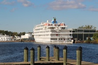 The Pearl Mist in Maryland. (photo: Cruise Industry News)