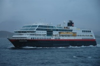 Hurtigruten provides daily, year-round service from Bergen to Kirkenes. (photo: Cruise Industry News)