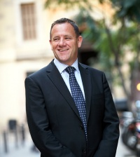 Mark Robinson, managing director