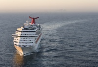 The Carnival Splendor adrift off the West Coast in 2010. (photo: USCG)