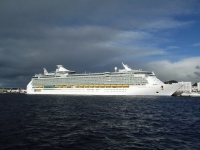 Independence of the Seas will be based out of the UK (photo: Bruno Rodrigues)