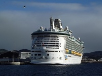 Independence of the Seas will be one of eight RCI ships in Europe. (photo: Bruno Rodrigues)