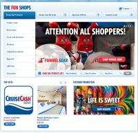 Fun Shops - Now Online