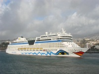 AIDA Cruises will continue to grow significantly in the German market. (photo: Sergio Ferreira)