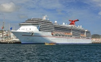 North American results were driven down by Carnival Cruise Lines (photo: Antonio Simas)