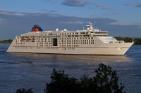 The Europa 2 was just delivered for Hapag-Lloyd Cruises. (photo: Oliver Asmussen)