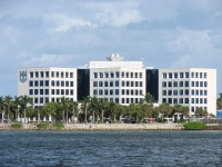 Royal Caribbean HQ in Miami
