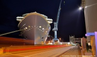 Quantum of the Seas at Meyer Werft (photo: Andreas Depping)