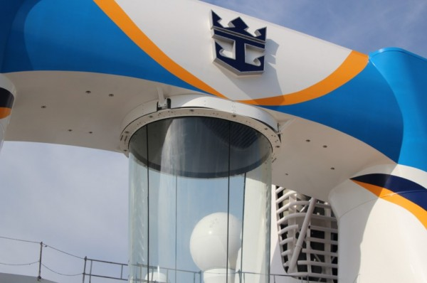 Skydivind (photo: Cruise Industry News)