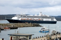 Holland America calls in Eden