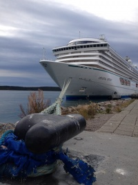 Crystal Serenity in HSP