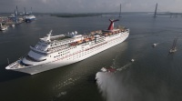 Carnival Fantasy in Charleston