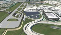 The new 8,000-foot runway at FLL will open in September of this year.