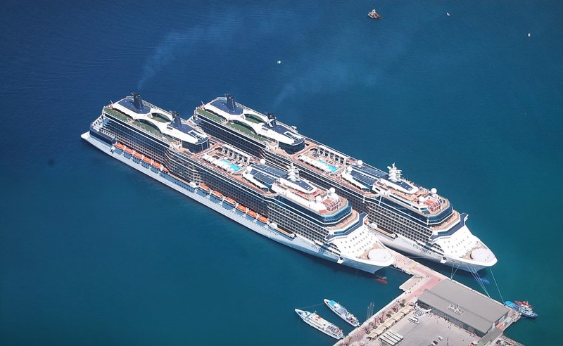 Celebrity Solstice and Equinox