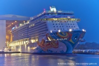 Norwegian Getaway (photo: Andreas Depping)