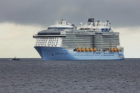 The Quantum will lead Royal Caribbean's fleet in China when she positions there this summer.