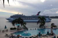 Carnival Valor sails from St. Thomas