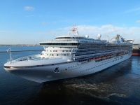 The building pace for the major cruise lines will continue onward and upward. (Photo: Daniel Capella)