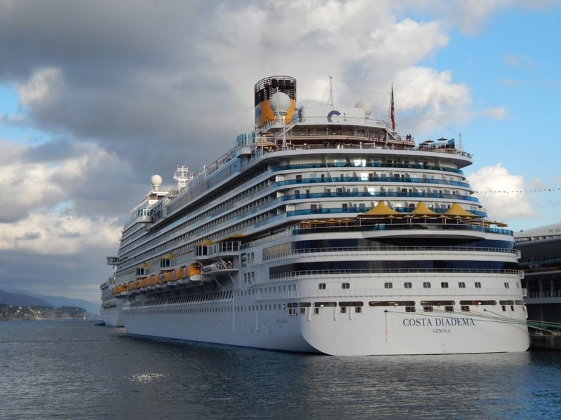 The Costa Diadema