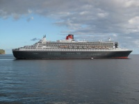 Queen Mary 2 (photo: Sergio Ferreira)