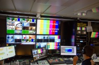 Quantum Broadcast Control Center