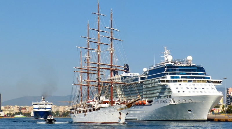 Traffic has stabilized in Piraeus, which plays a key role in just about any Eastern Mediterranean itinerary.