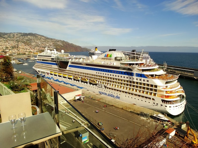 AIDA has laid claim to 2 of 9 new ships Carnival Corp. has ordered.