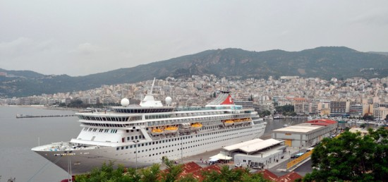 Kavala is among a few Greek ports getting much-needed infrastructure updates.