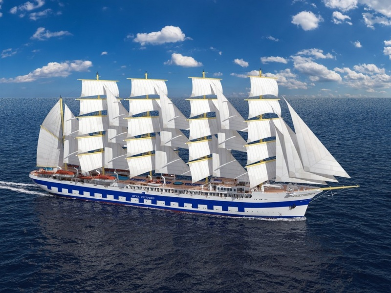 New Star Clippers vessel