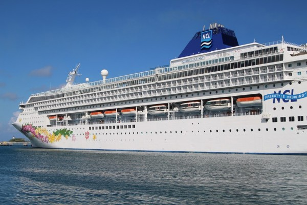 The Norwegian Sky will sail to Cuba in 2017