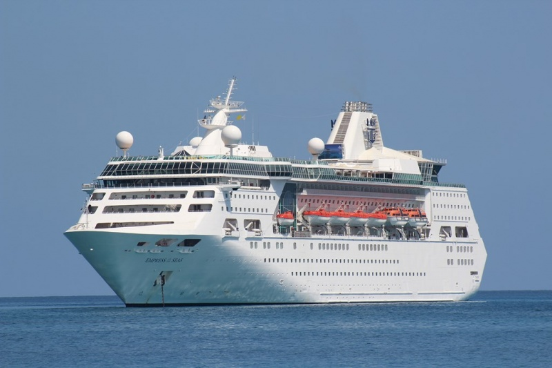 The Empress is expected to sail from Miami to Cuba