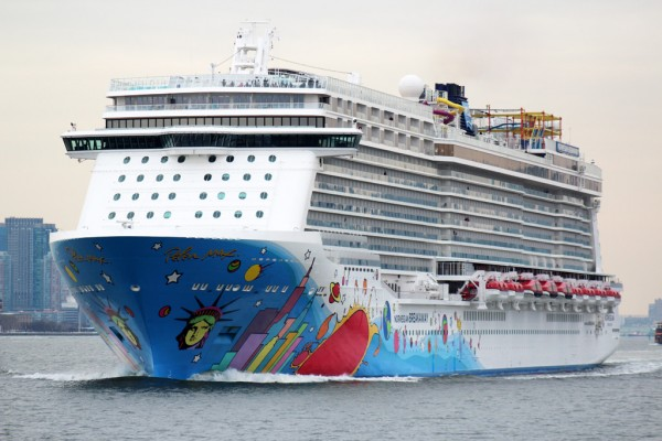 The Norwegian Breakaway
