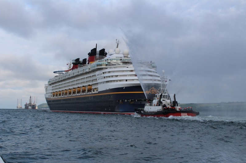Disney Magic in Invergordon